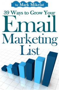 Email Marketing by Mark Mikelat