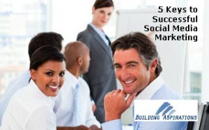 Building Aspirations - 5 Keys to Successful Social Media Marketing