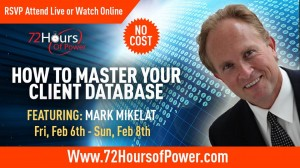 Mark Mikelat - List Building for Marketing Success