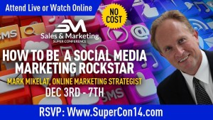 Mark Mikelat How to Be a Social Media Marketing Rock Star